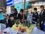 鶴嶺中学校の生徒たちと古本回収イベントを行いました